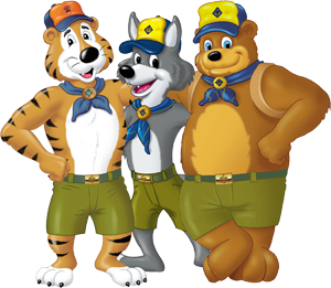 scout-characters-standing